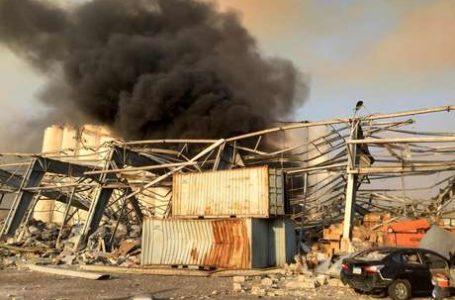 TRAGÉDIA EM BEIRUTE | Explosão na região portuária mata 73 e fere mais de 3,7 mil pessoas