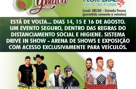 DIVERSÃO | 5ª Festa da Goiaba é retomada no formato drive-thru em Brazlândia