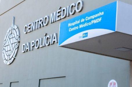 REFORÇO NO ATENDIMENTO | TCDF libera Hospital de Campanha da PMDF