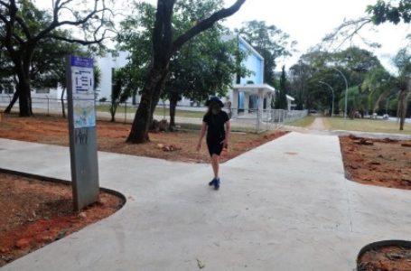 QUALIDADE DE VIDA | GDF entrega 166 mil metros de novas calçadas para a população