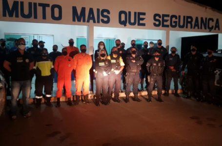 MAIS SEGURANÇA   GDF inicia operações conjuntas entre órgãos para reduzir criminalidade
