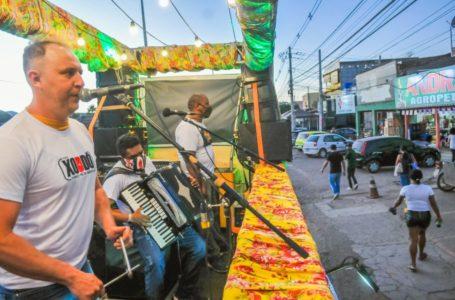 CARAVANA DE SÃO JOÃO | Projeto circula no DF espalhando forró e empregando artistas