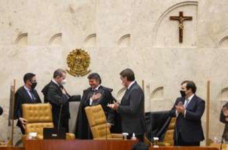 SOB NOVA DIREÇÃO | Fux assume presidência do STF e CNJ com discurso anti-corrupção