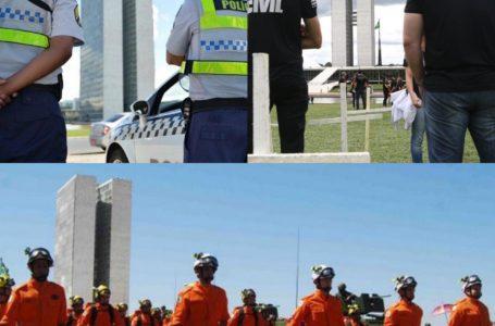 REAJUSTE APROVADO | Senado aprova reajuste de policiais e bombeiros do DF