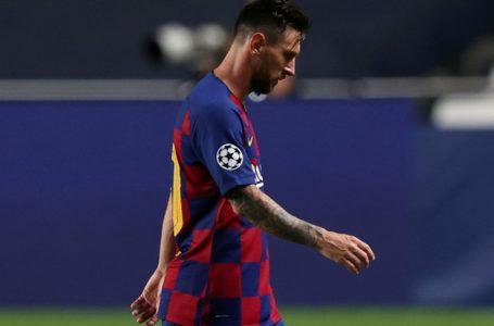 DIA DO FICO | Com multa rescisória bilionária, Messi anuncia permanência no Barcelona