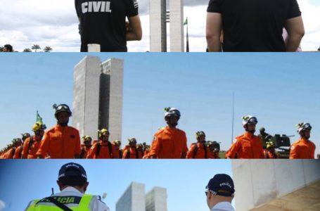 CONTAGEM REGRESSIVA | Senado vota MP do reajuste a policiais e bombeiros do DF nesta terça (22)