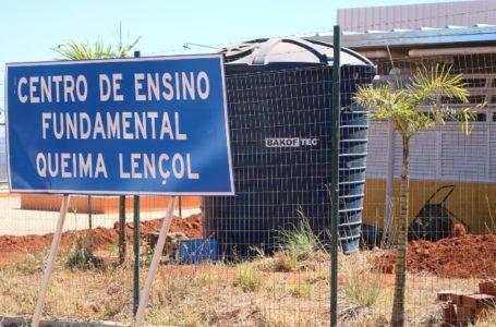 SUSTENTABILIDADE | Escolas públicas do DF terão horta com captação de água da chuva