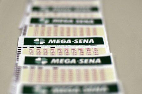 ACERTARAM   Duas apostas vão dividir o prêmio de R$ 94,3 milhões da Mega-Sena
