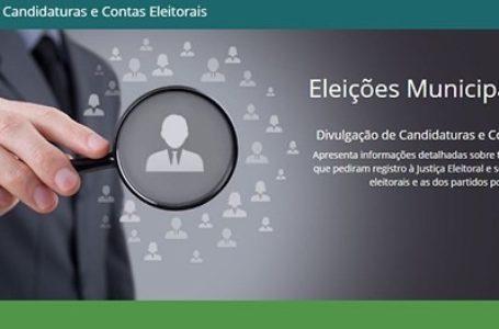 ELEIÇÕES 2020 | TSE já disponibiliza site para consultar candidaturas