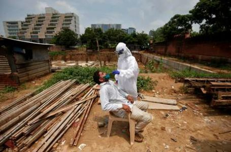 PASSOU O BRASIL   Índia se torna o 2º país mais atingido pela covid no mundo