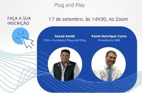 PLUG AND PLAY | BRB fecha parceria com aceleradora de startups reconhecida mundialmente