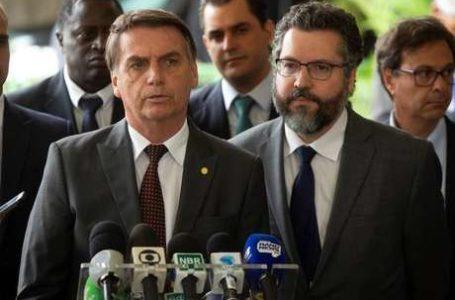"""""""QUE SE VAYAN""""   Bolsonaro declara diplomatas de Maduro """"personae non gratae"""""""