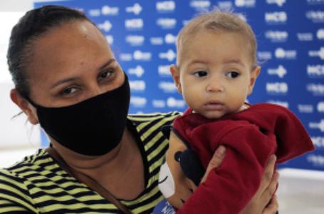 PROCEDIMENTO INÉDITO | Hospital da Criança (HCB) realiza 1º transplante de medula com doador