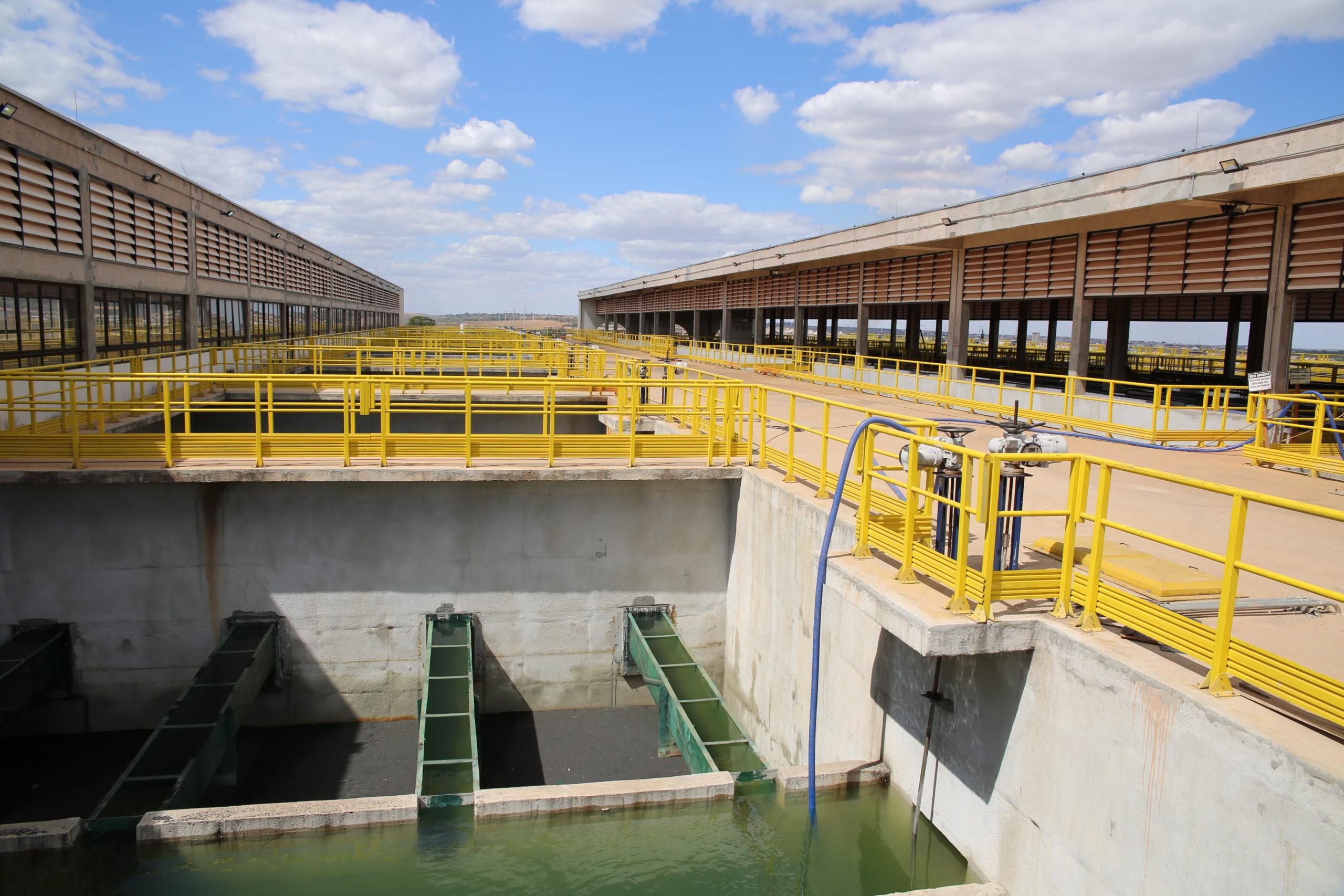 ABASTECIMENTO DE ÁGUA | Obra do Sistema Corumbá está com 97% já concluída