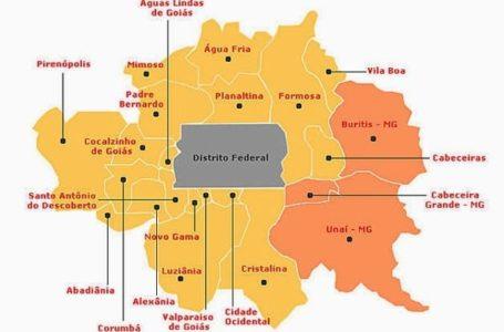 DE OLHO NO ENTORNO | Quase 1 milhão de eleitores do Entorno estão aptos a votar nas eleições municipais de 2020