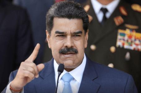 """""""OTRA VEZ""""   Maduro diz que """"espião"""" dos EUA foi preso próximo a refinaria venezuelana"""