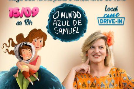 O MUNDO AZUL DE SAMUEL | Para superar o preconceito, Nyedja Gennari lança livro sobre TEA (autismo) na próxima terça (15)