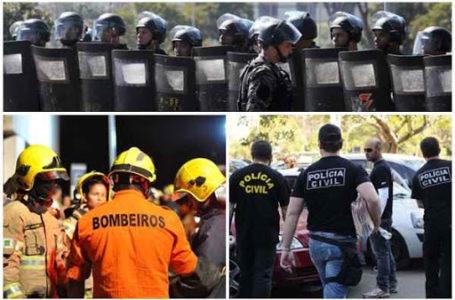 MP CADUCA NA TERÇA | Policiais civis, PMs e bombeiros do DF podem perder reajuste salarial