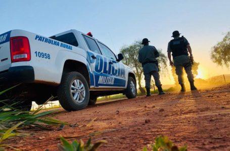 SEGURANÇA RURAL | Goiás reduz em 40% os casos de roubo no campo