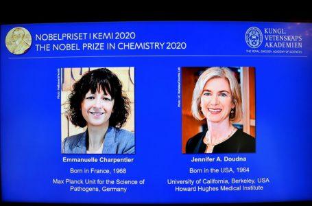 REVOLUCIONARAM A CIÊNCIA | Duas cientistas vencem Nobel de Química por pesquisa com genoma