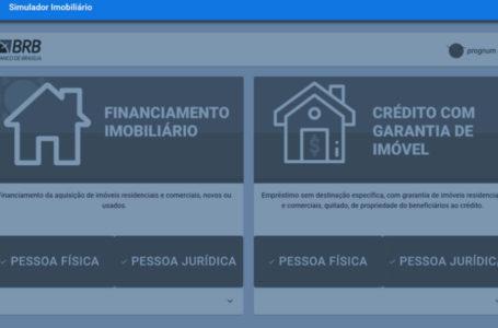 INOVAÇÃO E AGILIDADE | BRB lança novo simulador de financiamento imobiliário
