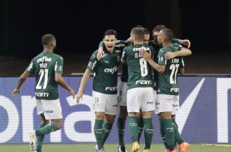 MELHOR CAMPANHA DA 1ª FASE | Palmeiras vence o Tigre e avança na Libertadores