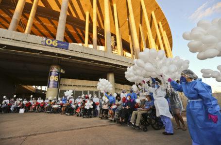 DEPOIS DE SALVAR 1,7 MIL VIDAS | Hospital de Campanha do Mané Garrincha será desativado amanhã (15)