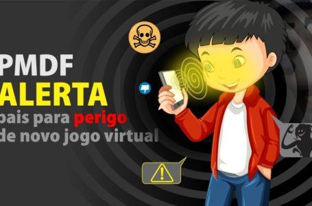 ATENÇÃO, PAIS! | PMDF alerta para perigo de novo jogo virtual