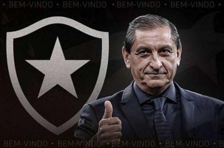 MAIS UM GRINGO | Botafogo contrata o argentino Ramon Díaz para tentar salvar o ano