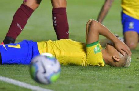 VITÓRIA SEM GRAÇA   Seleção Brasileira vence a Venezuela por 1 a 0