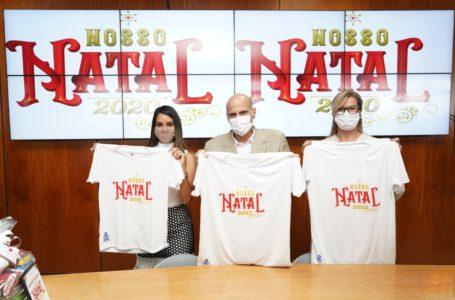NOSSO NATAL | GDF lança campanha para arrecadar cestas básicas para famílias carentes