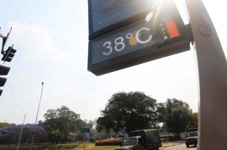 PREVISÃO PARA OS PRÓXIMOS DIAS | Calor e tempo seco no Centro-Oeste