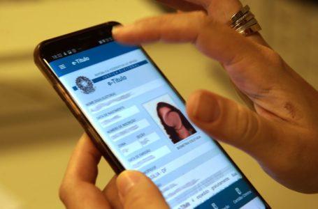 PARA EVITAR CONGESTIONAMENTO | TSE pede a eleitores que baixem o app e-Título até às 23h59 de sábado (28)