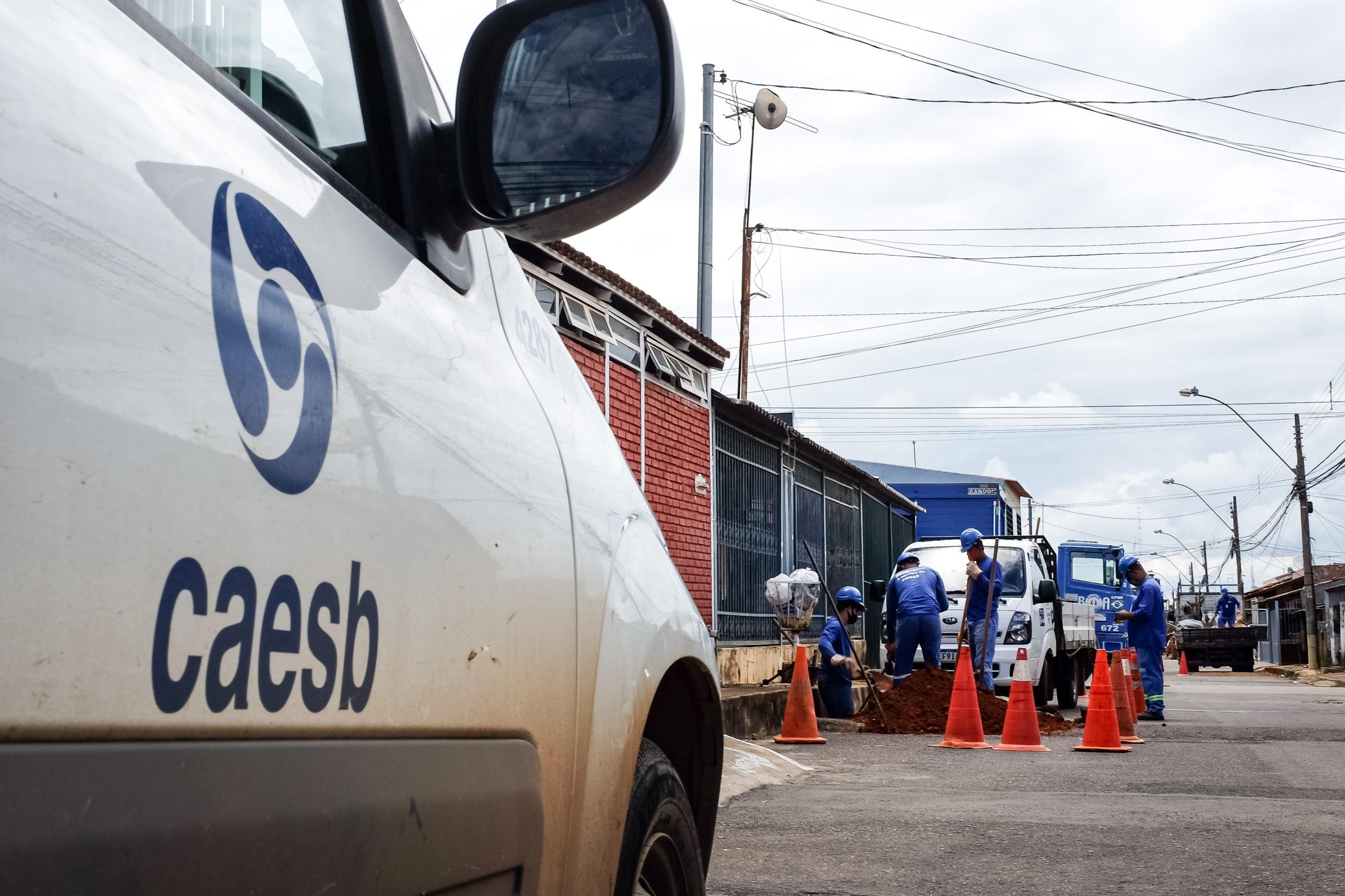 MANUTENÇÃO PREVENTIVA | Caesb fará a substituição de ramais de água em todo o DF