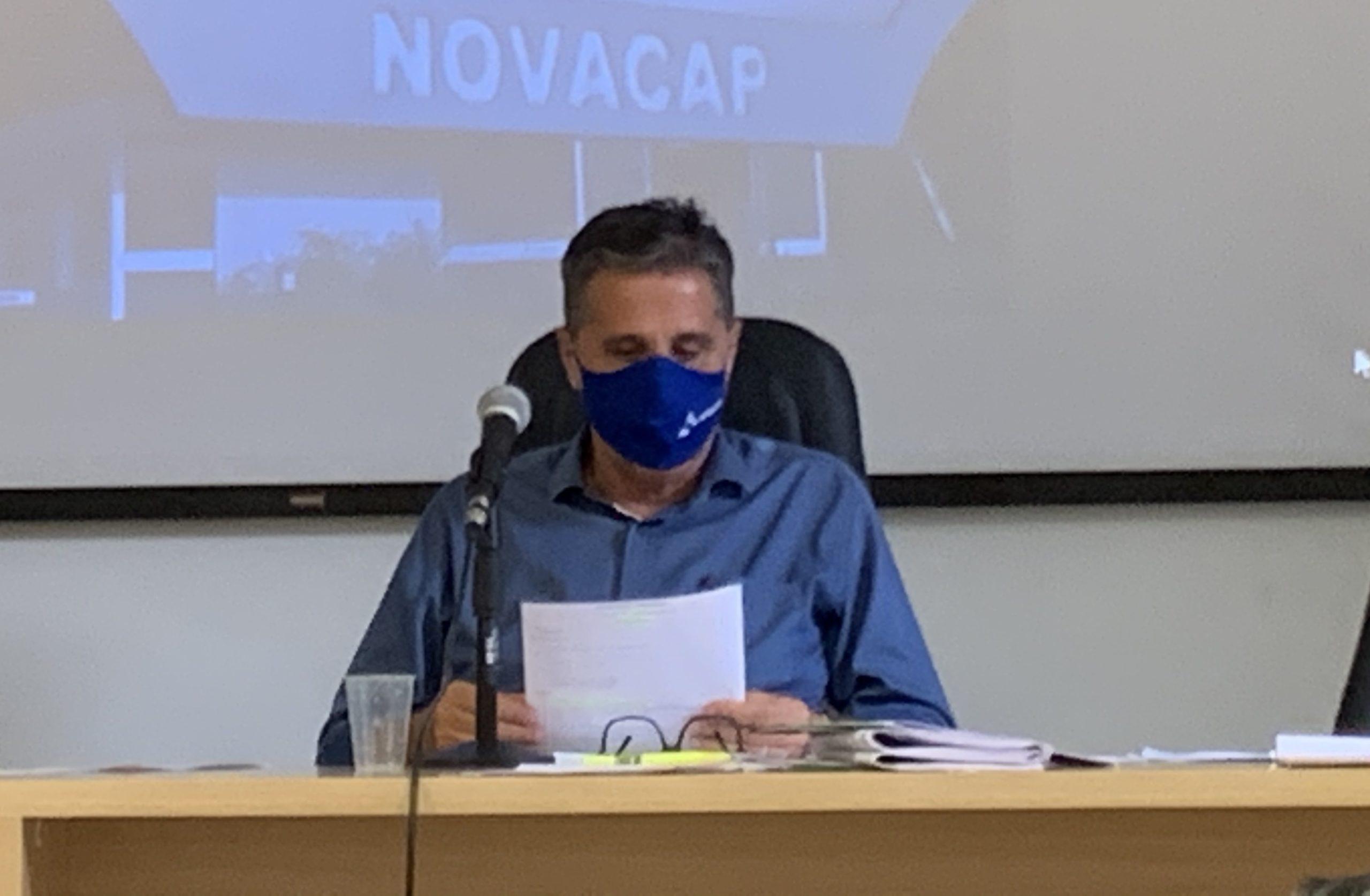 ENTREVISTA FERNANDO LEITE | Novacap está se preparando para ser mais ágil e moderna