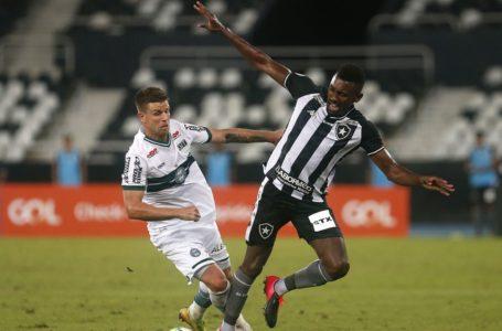CONFRONTO DIRETO | Coritiba e Botafogo duelam neste sábado (19) para fugir do rebaixamento