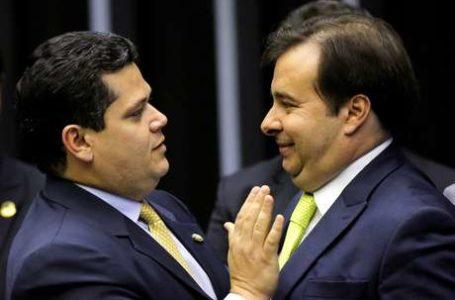 AJUDA AMIGA   Gilmar e Toffoli votam para permitir reeleição no Congresso