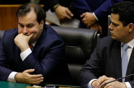 STF VETOU   Reeleição de Alcolumbre e Maia foi por água baixo