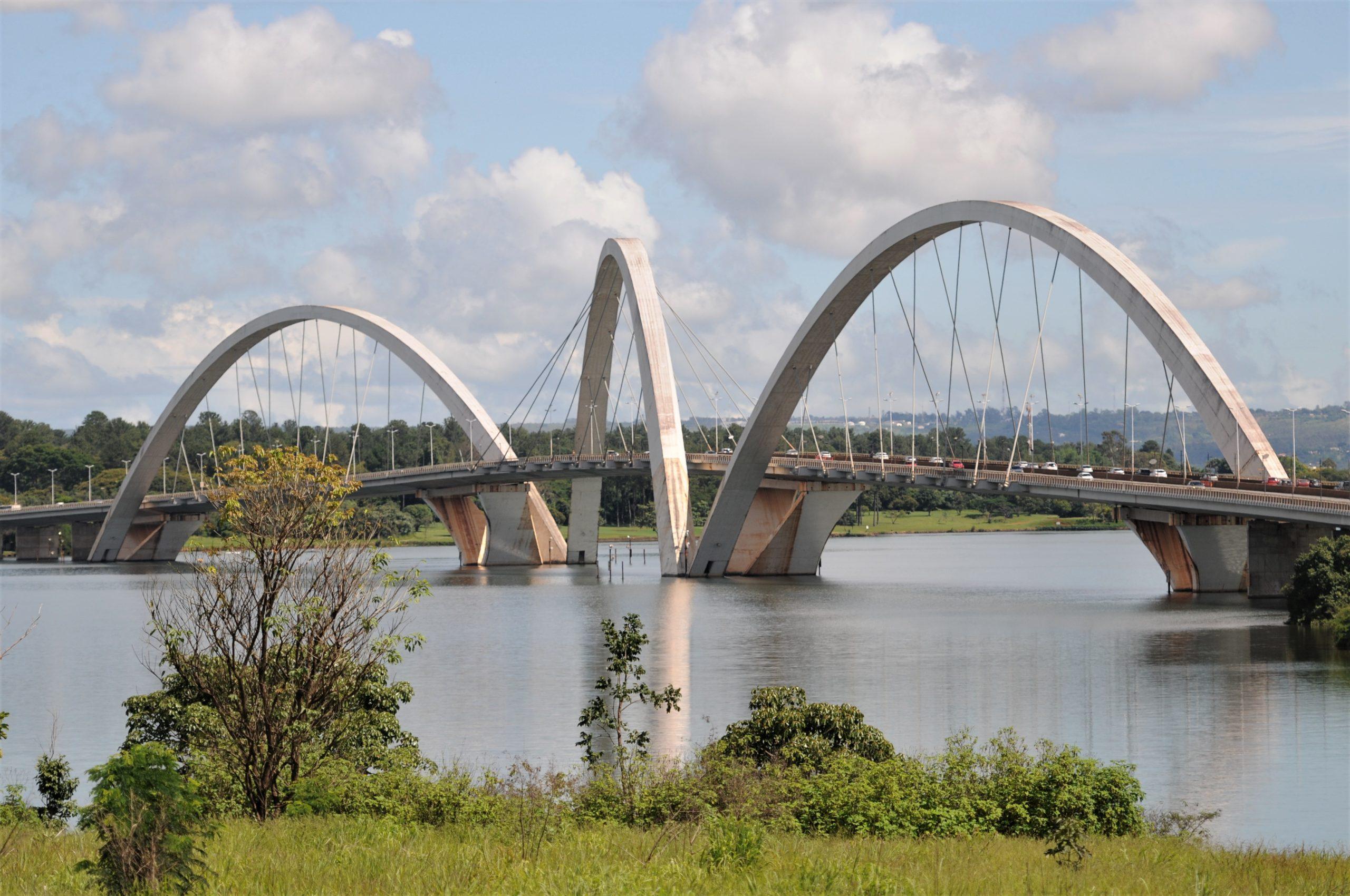 ATENÇÃO, MOTORISTAS   Ponte JK será interditada neste domingo (13) para evento esportivo