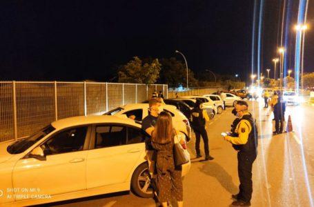 NOS ÚLTIMOS QUATRO DIAS   Fiscalização do Detran-DF flagrou 302 condutores dirigindo alcoolizados e 112 sem habilitação