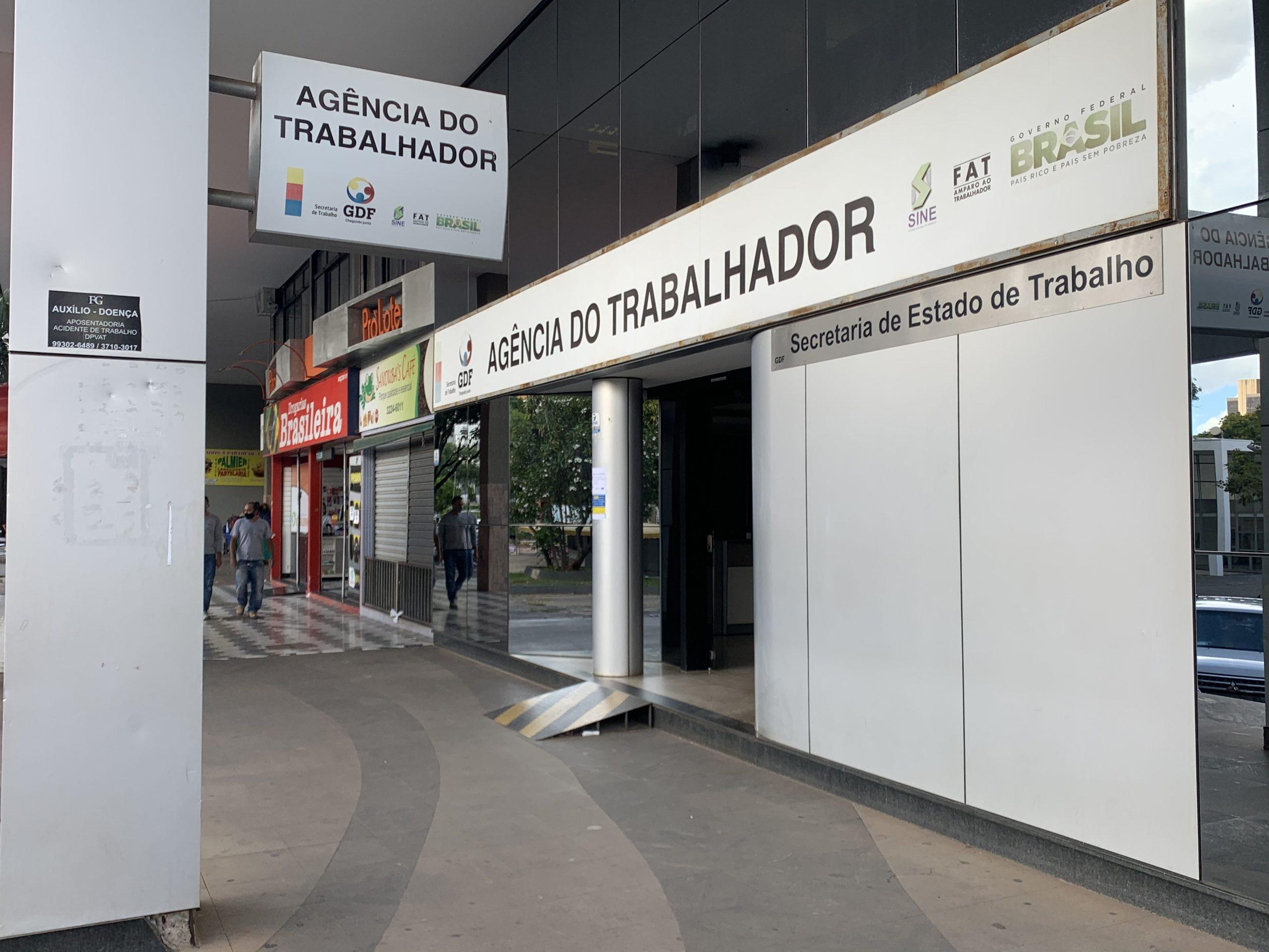 AGÊNCIAS DO TRABALHADOR | Comércio oferece 105 vagas nesta quinta (28)
