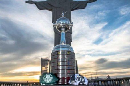 COM O MARACANÃ VAZIO | Palmeiras e Santos disputam o título da edição mais longa da Libertadores