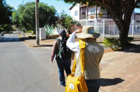 REFORÇO NA VIGILÂNCIA | GDF vai contratar 500 agentes comunitários de saúde (ACSs) e 500 de vigilância ambiental (AVAs) para combater a dengue e a covid