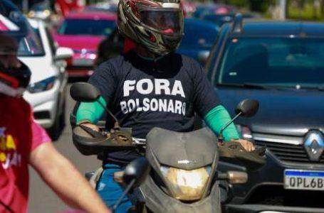 POR IMPEACHMENT DE BOLSONARO | Petistas promovem carreatas contra o governo em todo o país