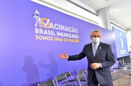 PRONTO PARA VACINAR | Caiado anuncia que o governo de Goiás está preparado para imunizar a população