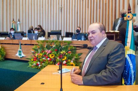 DURANTE POSSE NA CLDF | Ibaneis Rocha destaca que obras e ações sociais vão garantir a recuperação econômica do DF em 2021