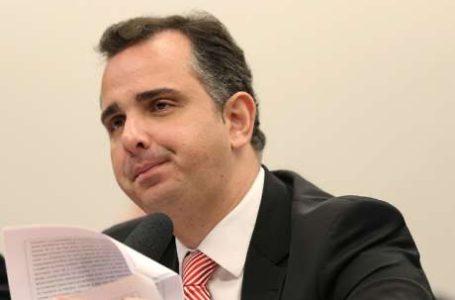 COM APOIO DO PLANALTO | Rodrigo Pacheco lança candidatura ao Senado prometendo independência