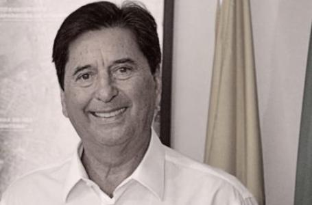 APÓS 83 DIAS INTERNADO | Morre Maguito Vilela, prefeito de Goiânia, vítima da covid