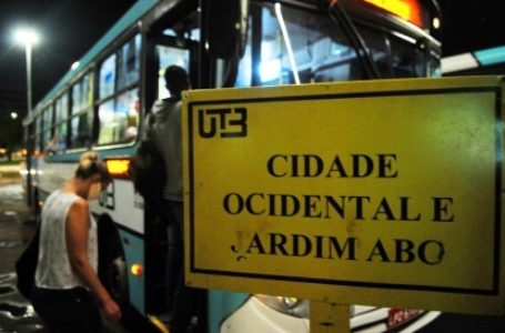 ANTT DELEGOU | GDF assume responsabilidade do sistema de transporte público do Entorno