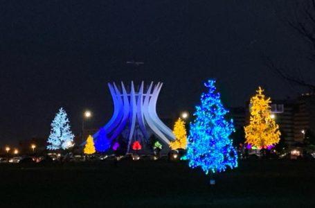 PARA ENCANTAR OS OLHOS | Brasília Iluminada poderá ser visitada até o dia 17 de janeiro